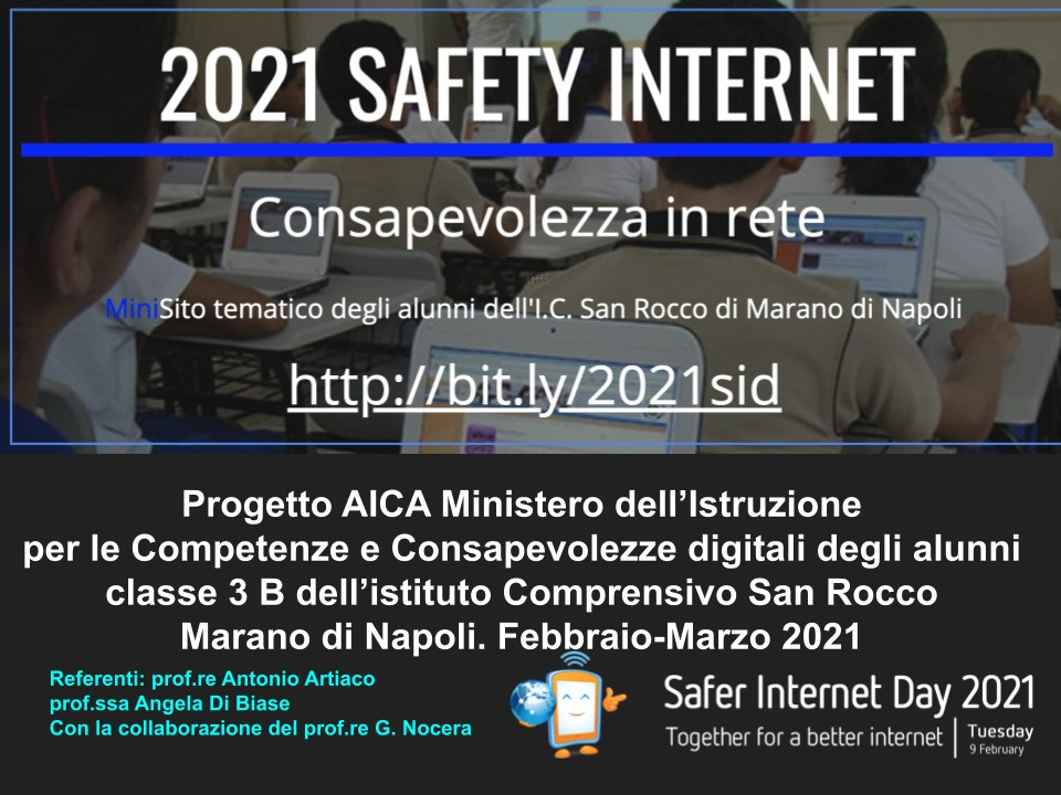 2021 SAFETY INTERNET